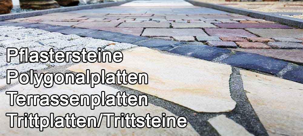 Steine Fur Aussen Naturstein Online Kaufen De